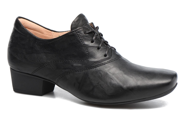 Chaussures à lacets Think! Karena 83180 Noir vue détail/paire