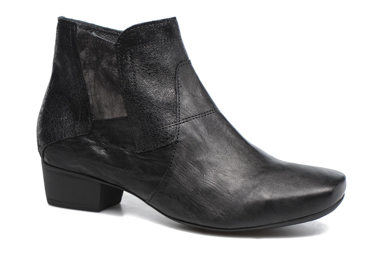 Think - Damen - Karena 81184 - Stiefeletten & Boots - schwarz Mit Paypal Bezahlen Steckdose Reihenfolge cx0V4
