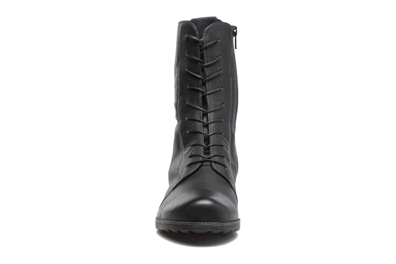 Bottines et boots Think! Denk! 81023 Noir vue portées chaussures