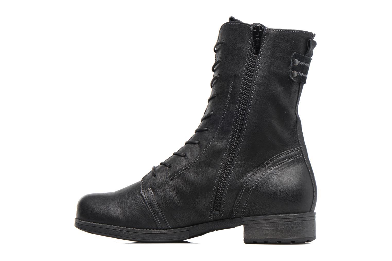 Bottines et boots Think! Denk! 81023 Noir vue face