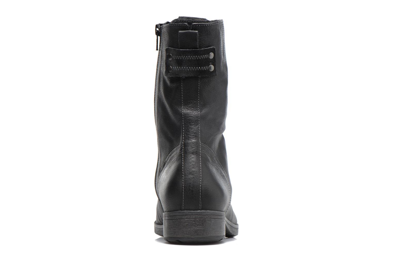 Bottines et boots Think! Denk! 81023 Noir vue droite