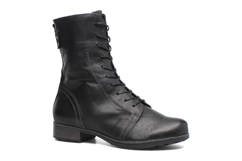 Bottines et boots Think! Denk! 81023 Noir vue détail/paire