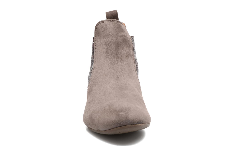 Bottines et boots Think! Guad 81295 Marron vue portées chaussures