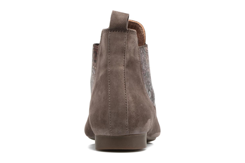 Bottines et boots Think! Guad 81295 Marron vue droite