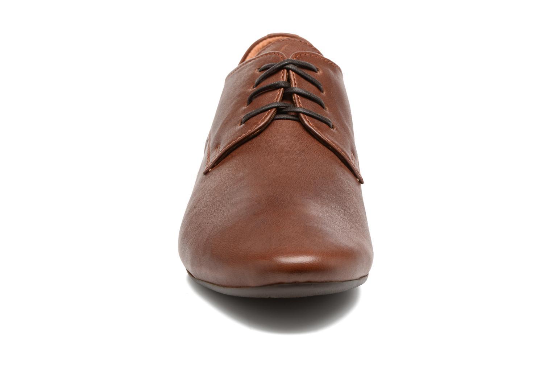 Chaussures à lacets Think! Guad 81290 Marron vue portées chaussures