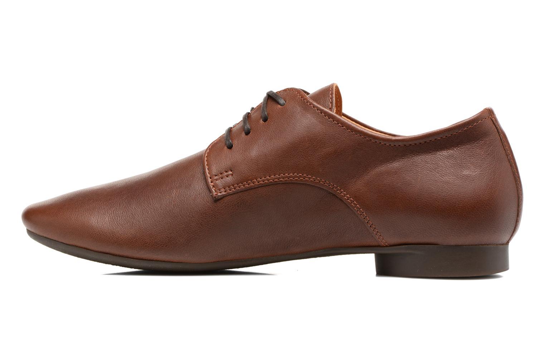 Chaussures à lacets Think! Guad 81290 Marron vue face