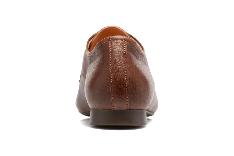 Chaussures à lacets Think! Guad 81290 Marron vue droite