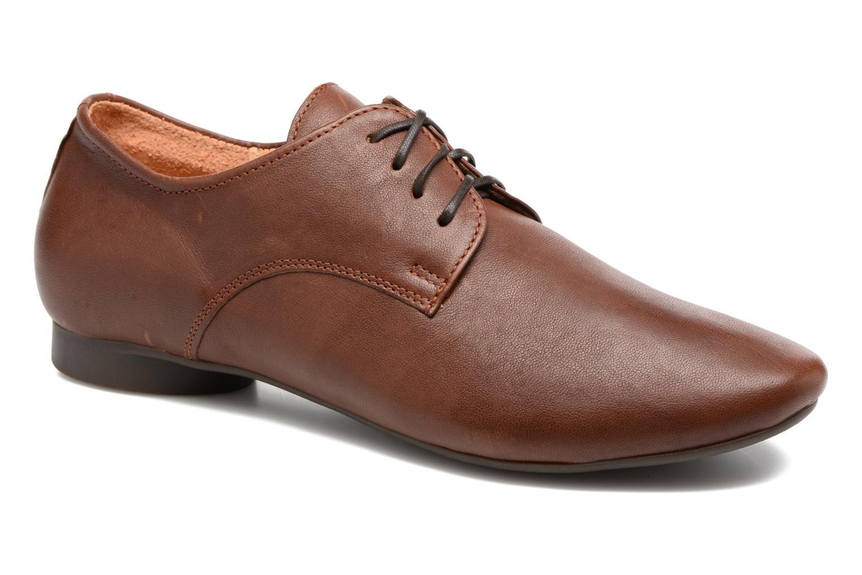 Chaussures à lacets Think! Guad 81290 Marron vue détail/paire