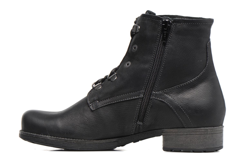 Bottines et boots Think! Denk! 81026 Noir vue face