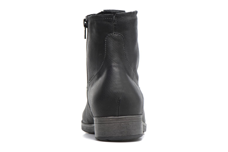 Bottines et boots Think! Denk! 81026 Noir vue droite