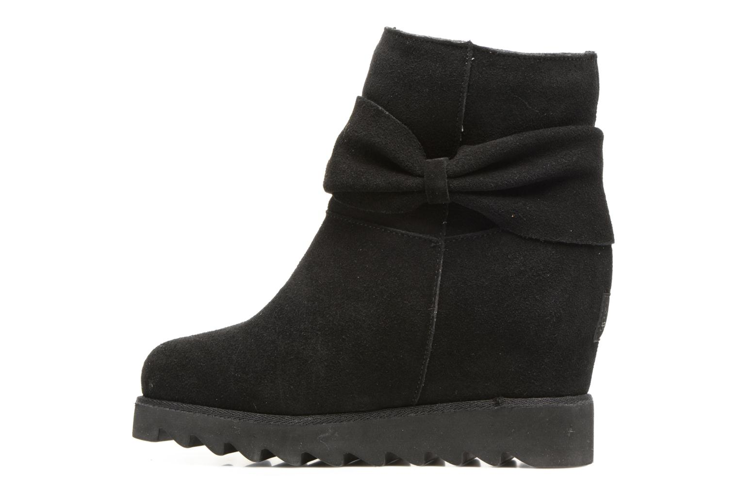 Bottines et boots Colors of California Serena Noir vue face