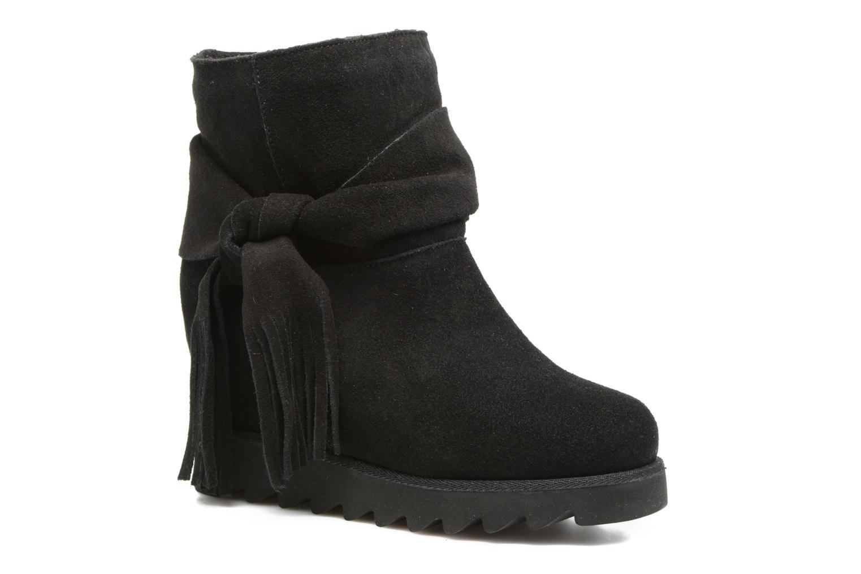 Grandes descuentos últimos zapatos Colors of California Serena (Negro) - Botines  Descuento