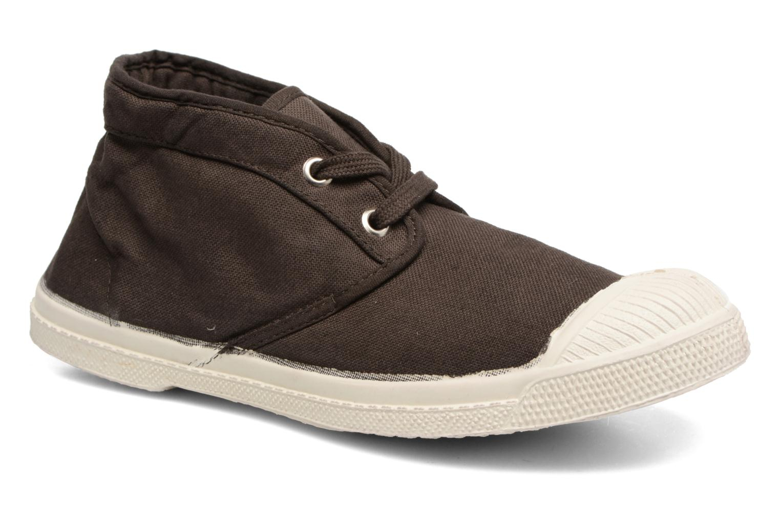 Trainers Bensimon Tennis New Nils Brown detailed view/ Pair view