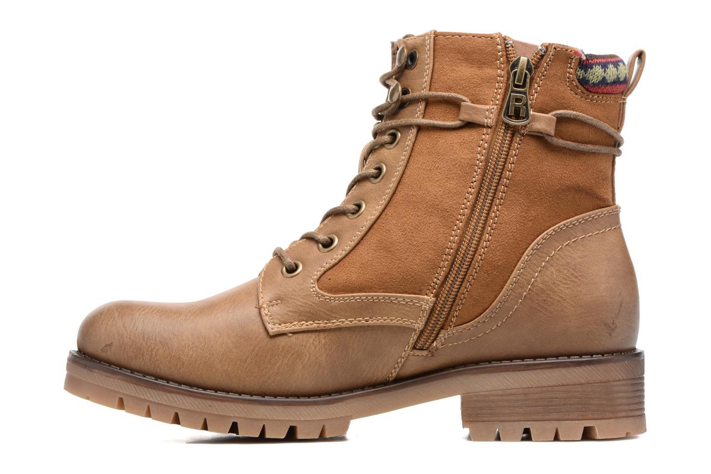 Bottines et boots Refresh Fidge Marron vue face