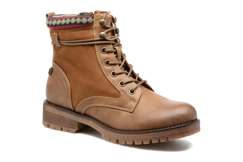 Bottines et boots Refresh Fidge Marron vue détail/paire