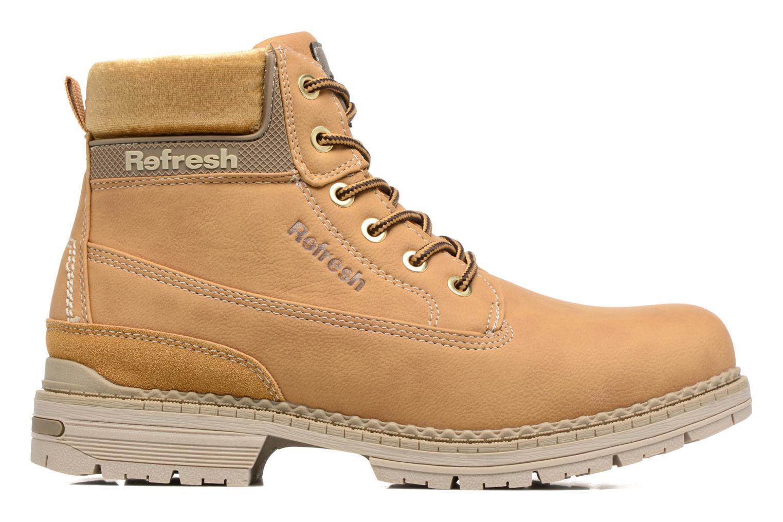 Bottines et boots Refresh Telie Marron vue derrière