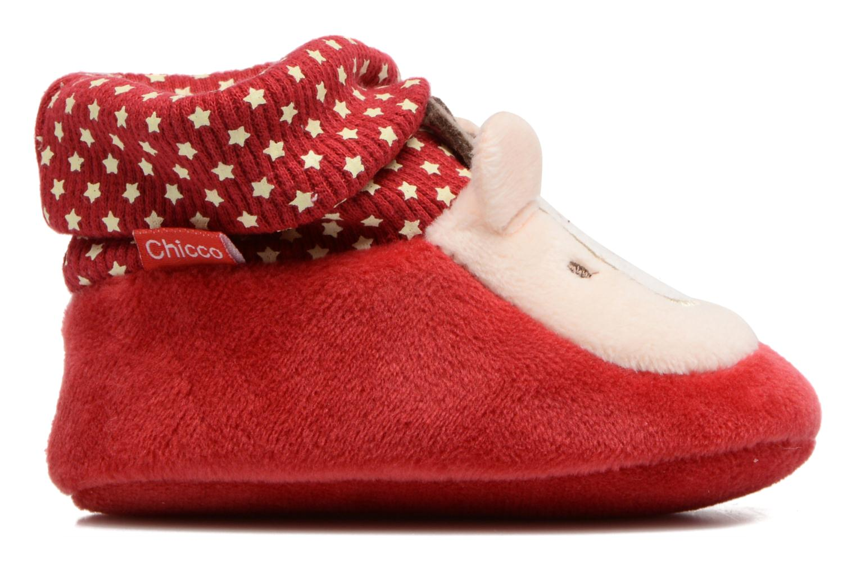 Chaussons Chicco Orbix Rouge vue derrière
