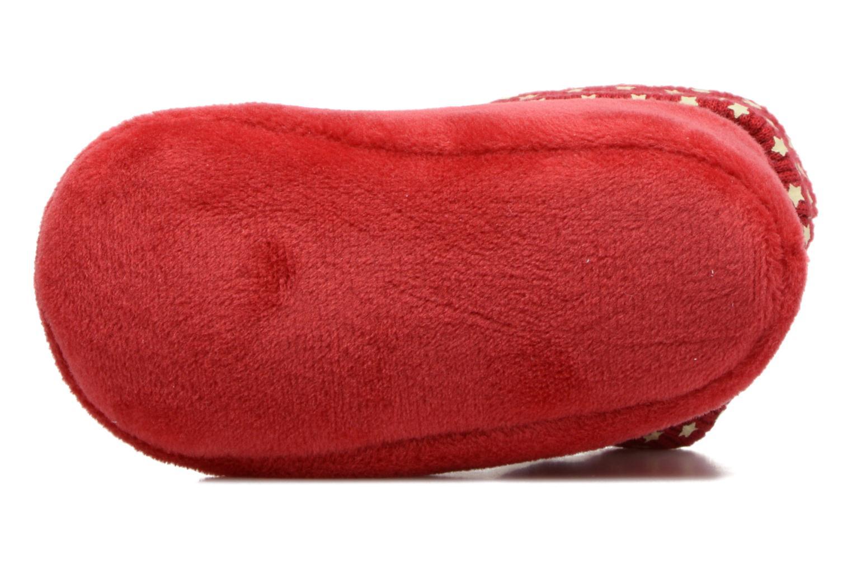 Chaussons Chicco Orbix Rouge vue haut