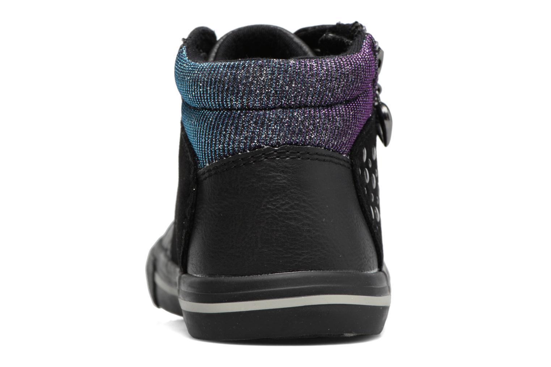 Baskets Chicco Clorinda Noir vue droite