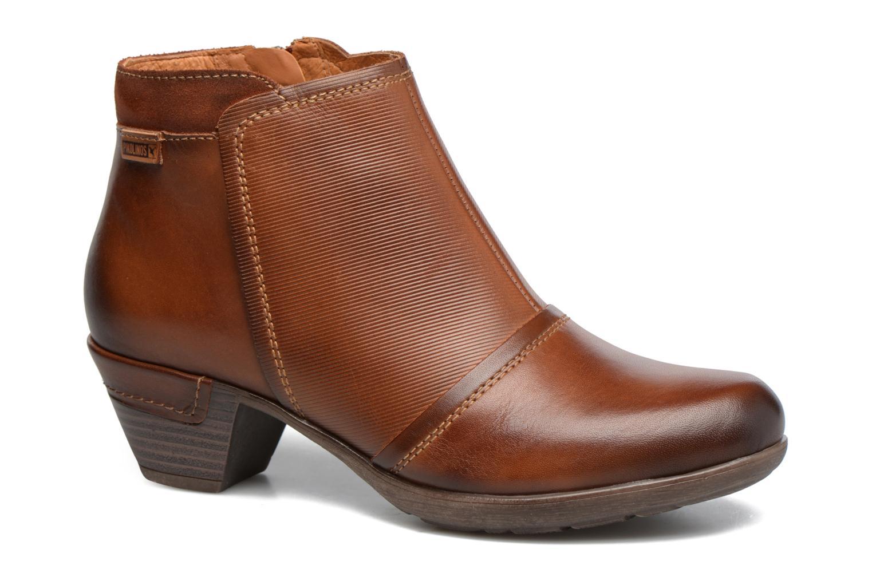 Bottines et boots Pikolinos ROTTERDAM 902-8903 Marron vue détail/paire