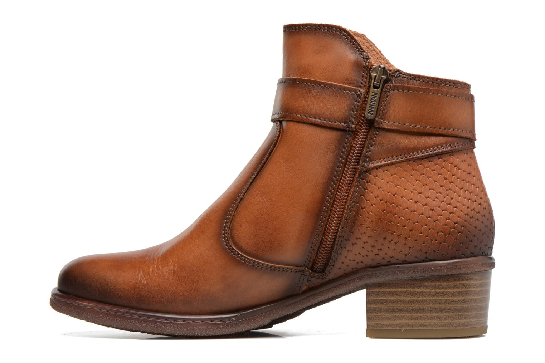 Bottines et boots Pikolinos ZARAGOZA W9H-8917 Marron vue face