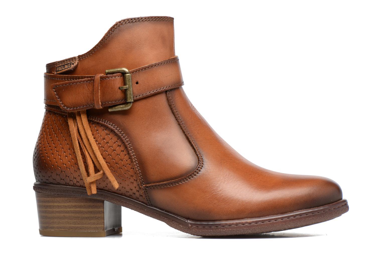 Bottines et boots Pikolinos ZARAGOZA W9H-8917 Marron vue derrière