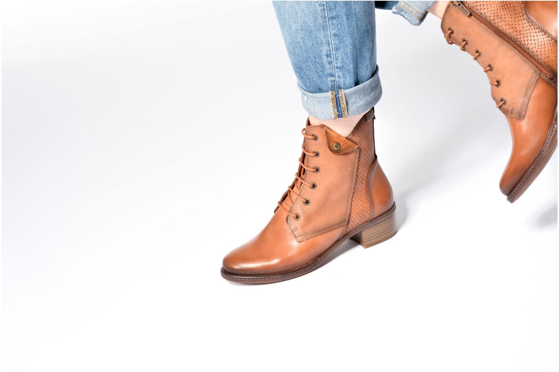 Bottines et boots Pikolinos ZARAGOZA W9H-8943 Noir vue bas / vue portée sac