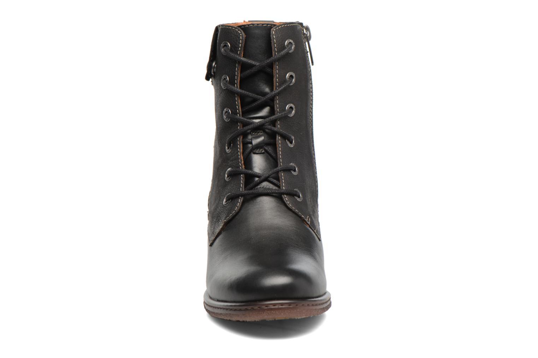 Bottines et boots Pikolinos ZARAGOZA W9H-8943 Noir vue portées chaussures