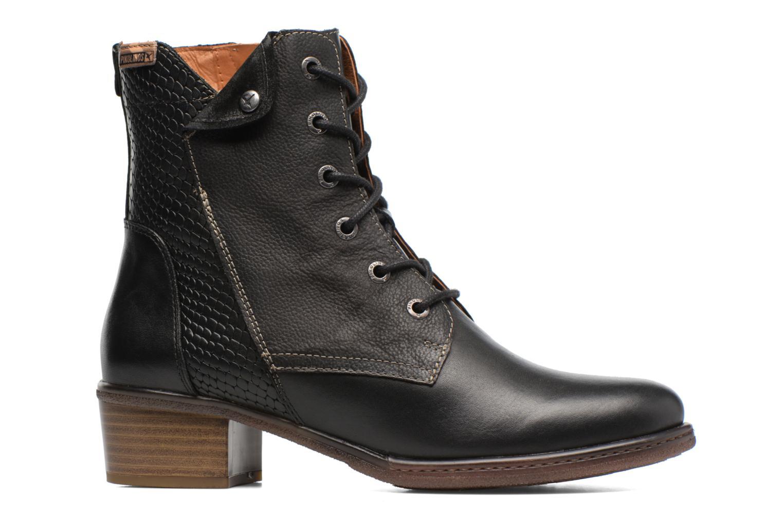 Bottines et boots Pikolinos ZARAGOZA W9H-8943 Noir vue derrière