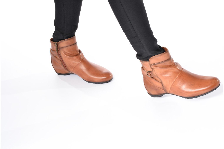Zapatos de mujer baratos zapatos de mujer Pikolinos VENEZIA 968-8878 (Negro) - Botines  en Más cómodo