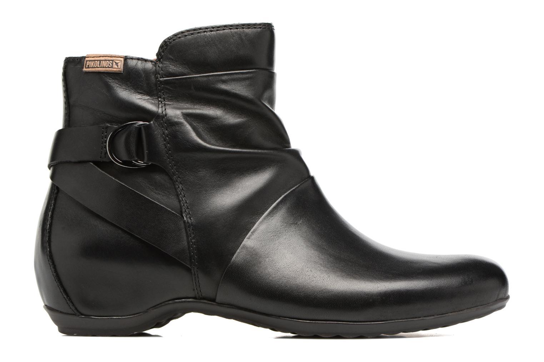 Bottines et boots Pikolinos VENEZIA 968-8878 Noir vue derrière