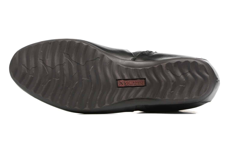 Bottines et boots Pikolinos VENEZIA 968-8878 Noir vue haut