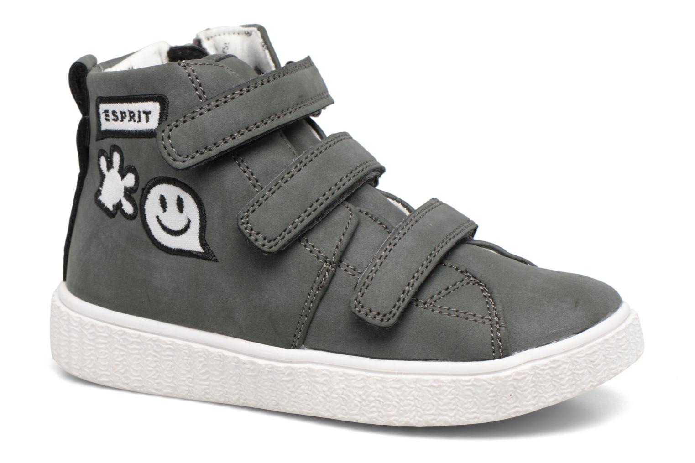 Fancy Velcro Brown grey