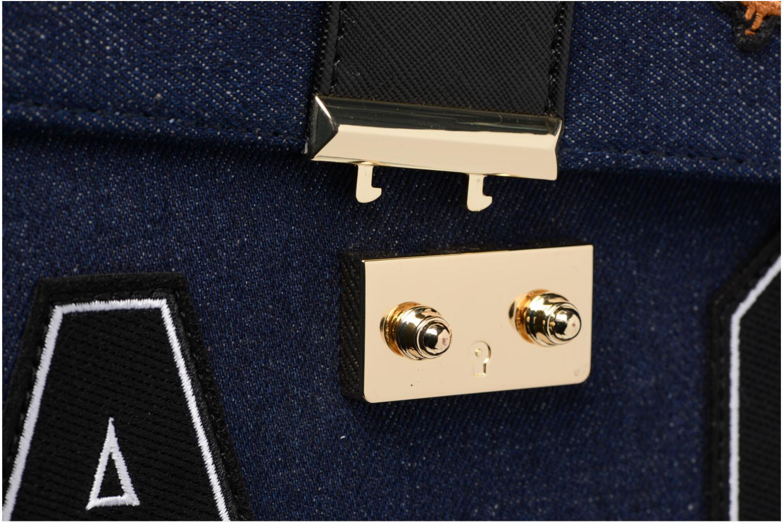 CATY Shoulder bag L Jeans/Patch