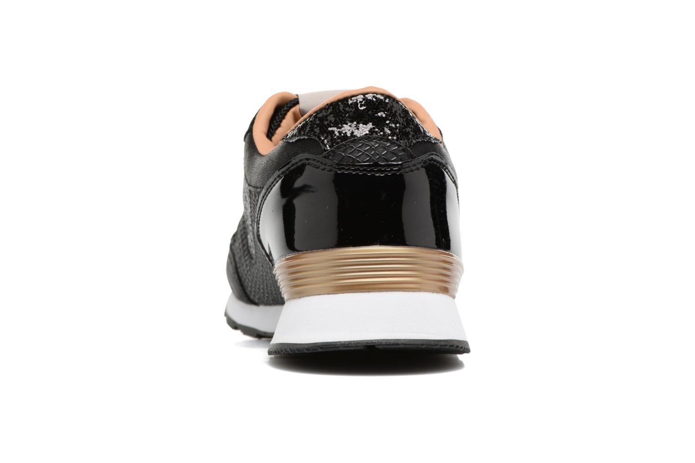 Baskets ONLY Sillie mix sneaker Noir vue droite