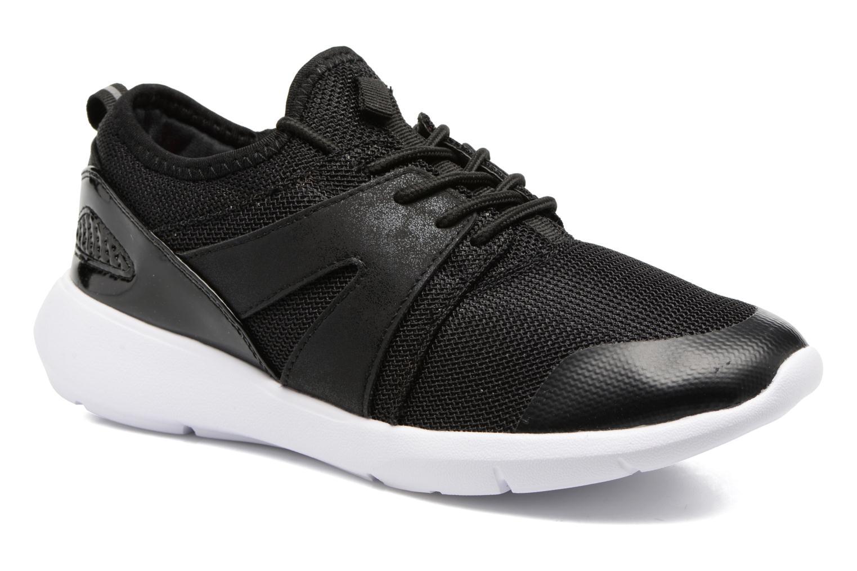 Baskets ONLY Sumba plain sneaker Noir vue détail/paire