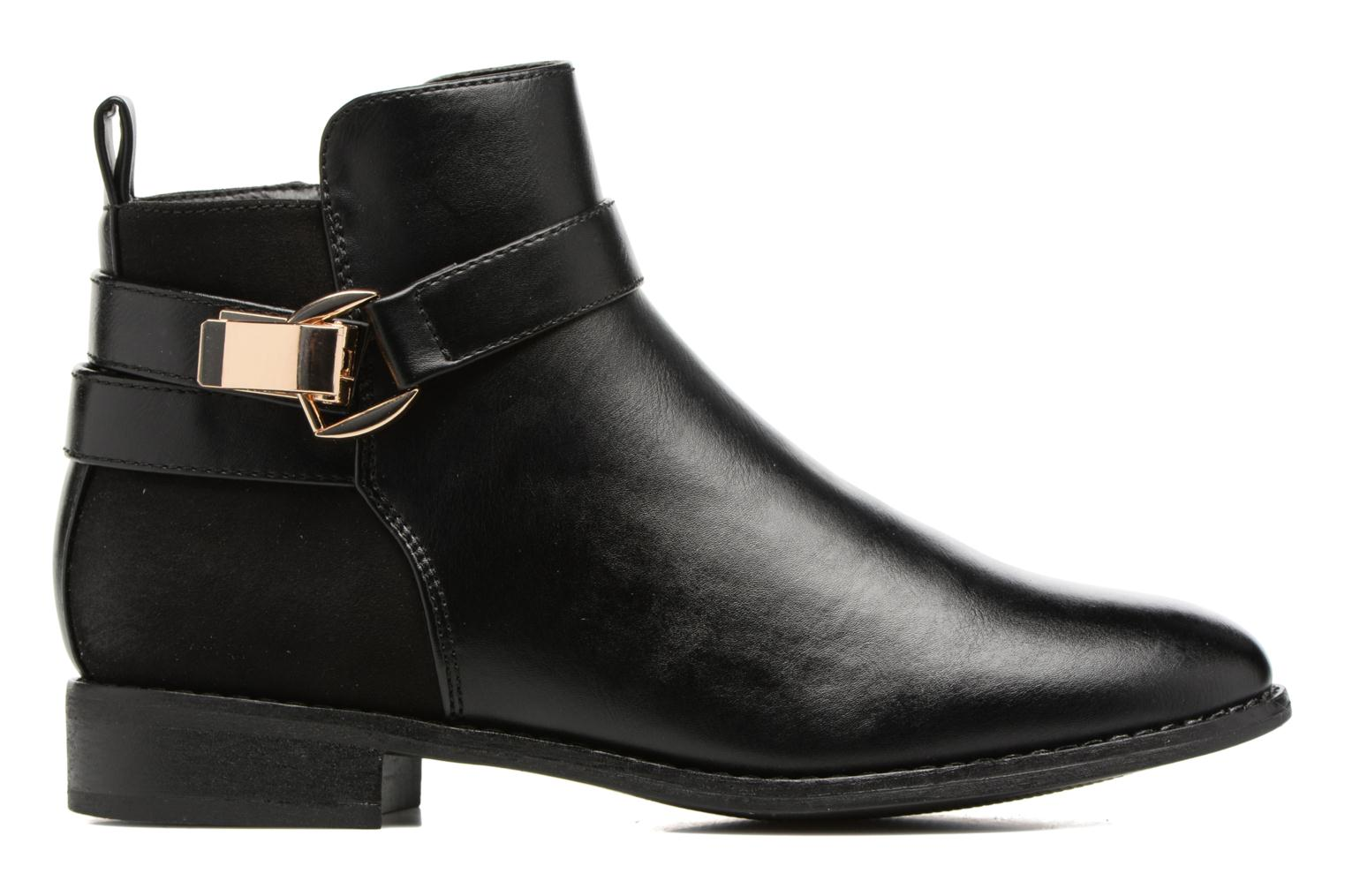 Bobby buckle bootie Black