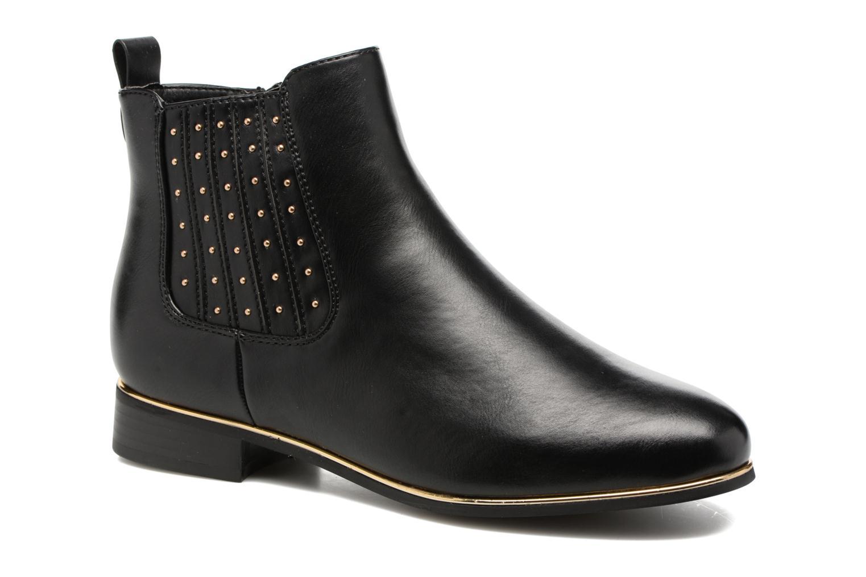 Bottines et boots ONLY Bobby studs bootie Noir vue détail/paire
