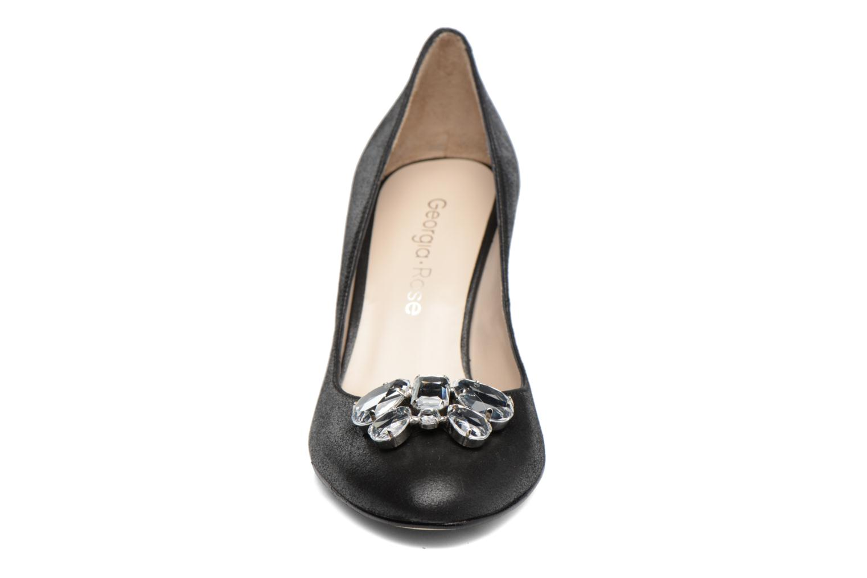Escarpins Georgia Rose Epomy Noir vue portées chaussures