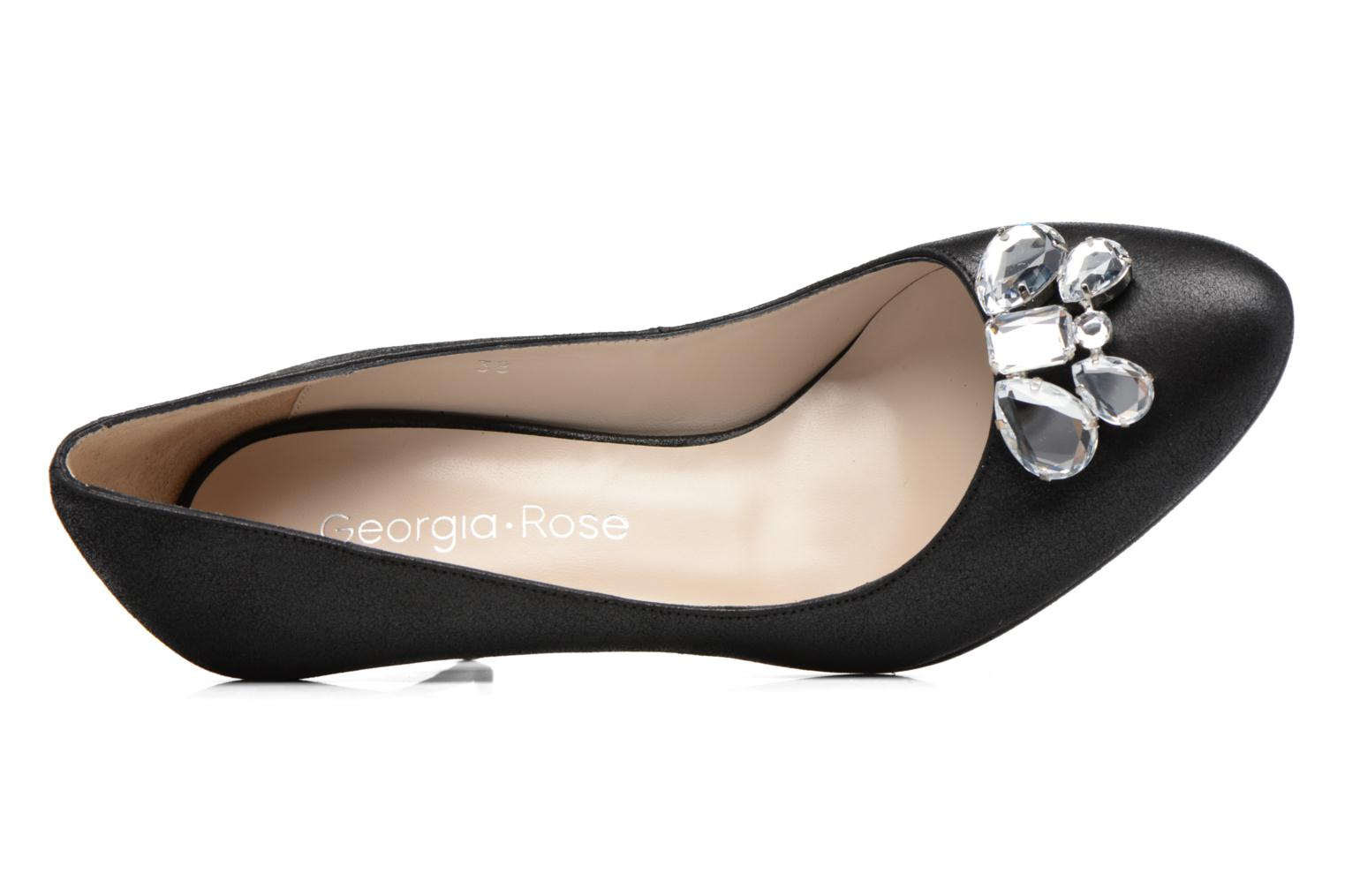 High heels Georgia Rose Epomy Black view from the left