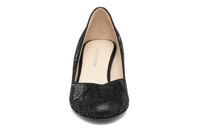 Escarpins Georgia Rose Eleonie Noir vue portées chaussures