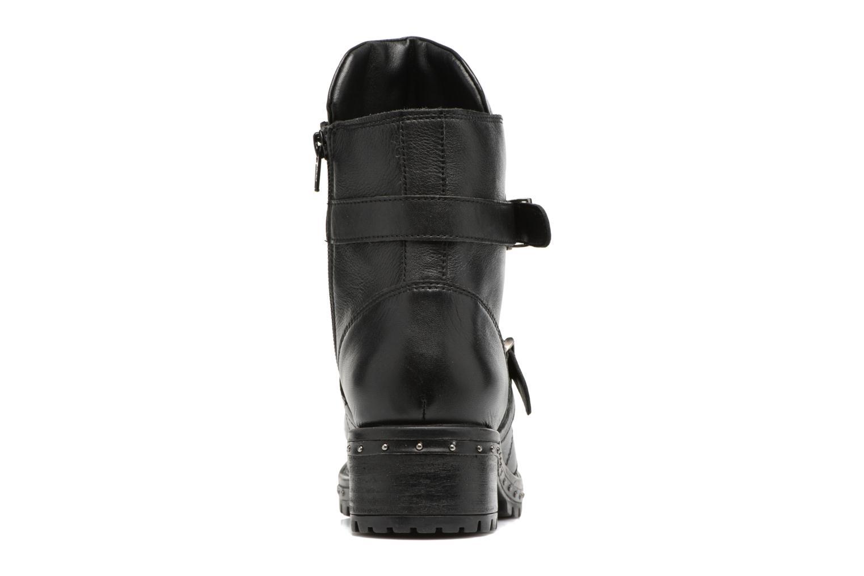 Boots en enkellaarsjes Bronx Bnewfalcox Zwart rechts
