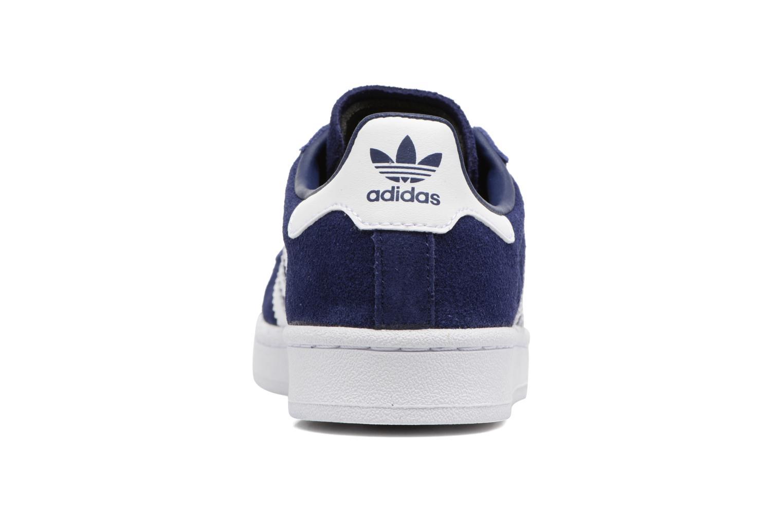 Sneakers Adidas Originals Campus C Azzurro immagine destra