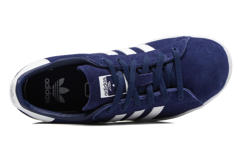 Sneakers Adidas Originals Campus C Azzurro immagine sinistra