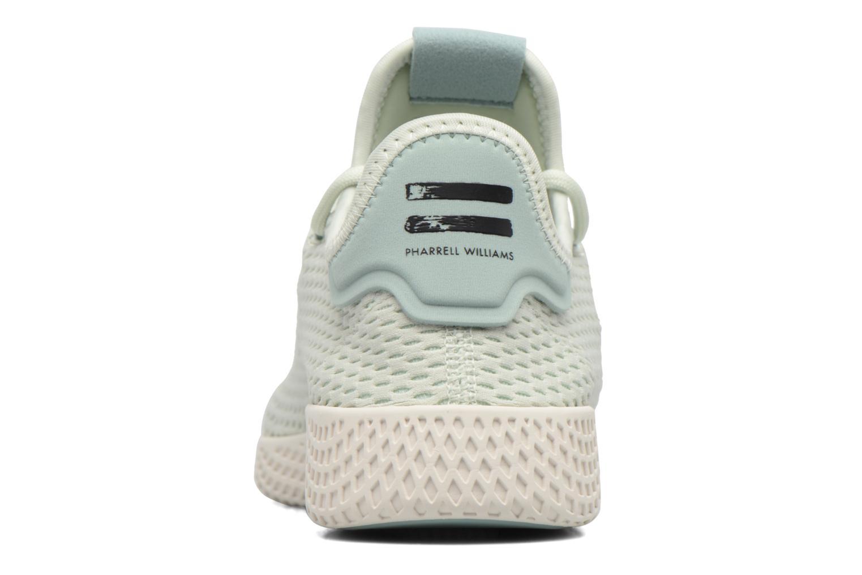 Sneakers Adidas Originals Pharrell Williams Tennis Hu J Verde immagine destra