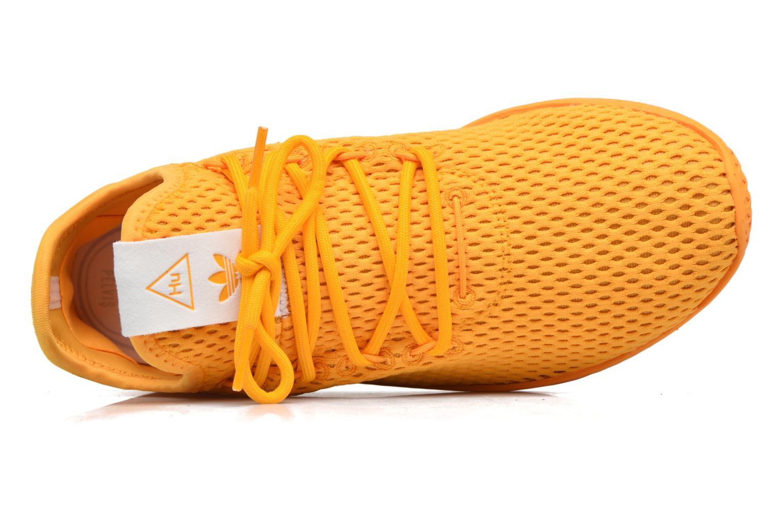 Sneakers Adidas Originals Pharrell Williams Tennis Hu J Giallo immagine sinistra