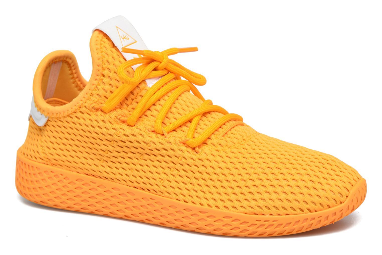 Sneakers Adidas Originals Pharrell Williams Tennis Hu J Giallo vedi dettaglio/paio