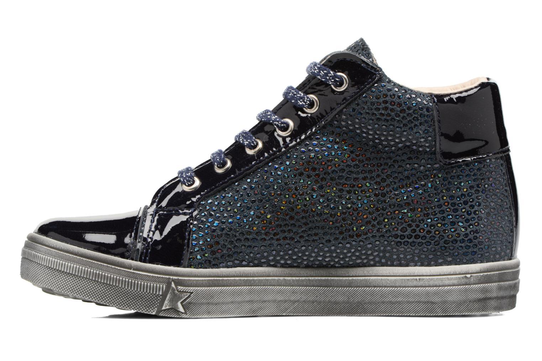 Sneakers Bopy Seulette Azzurro immagine frontale