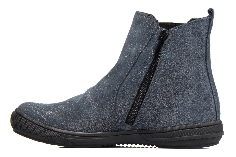 Bottines et boots Bopy Sichou Bleu vue face