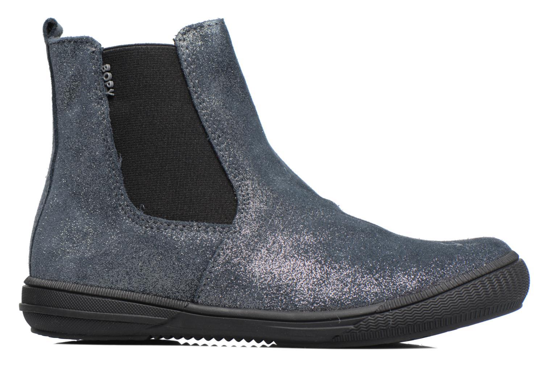 Bottines et boots Bopy Sichou Bleu vue derrière